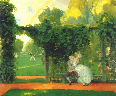 somov the ridiculed kiss