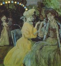 somov courtesans