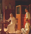 venetsianov the morning of a landowners wife