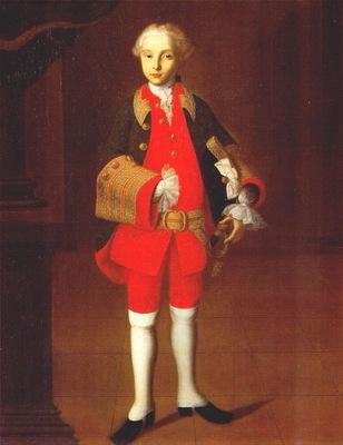 vishnyakov wilhelm george fairmore late 1750s