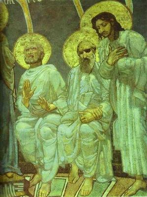 Pentecote, Detail II