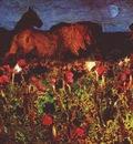 vrubel at nightfall