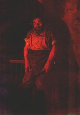yaroshenko the stoker