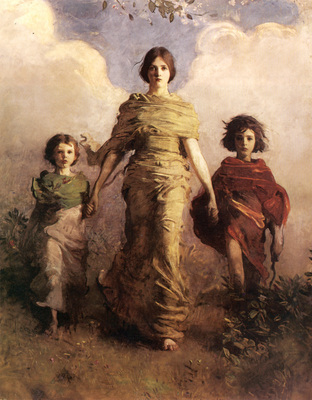 Thayer The Virgin