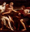 Turchi Alessandro Cephalus And Procris