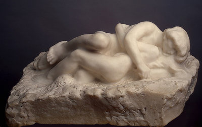 rodin auguste cupid and psyche
