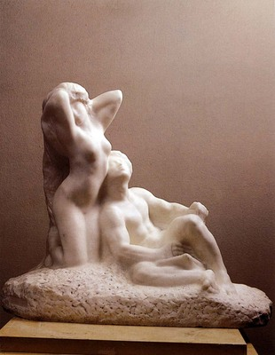 Rodin Auguste Poet And Muse