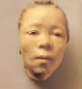 Mask of Hanako the Japanese Actress