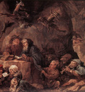 TENIERS David the Younger Temptation Of St Anthony