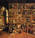 Teniers The Younger David The Archduke Leopold Wilhelm s Studio