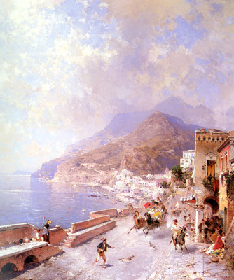 Unterberger Franz Richard Amalfi