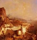 Unterberger Franz Richard Amalfi Golfe De Salerne