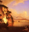 Unterberger Franz Richard Motio Du Lac Du Garda