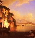 Unterberger Franz Richard Motio Du Lac Du Garda