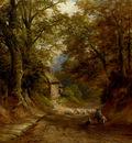 Turner George The Old Cottage Littleover Lane