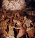 Vasari Giorgio The Nativity With The Adoration Of The Shepherds