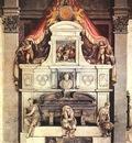 Vasari Monument to Michelangelo