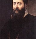 Vasari Self portrait detail
