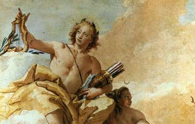 Tiepolo Villa Valmarana Apollo and Diana