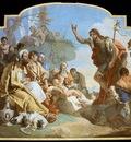Tiepolo John the Baptist Preaching
