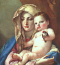 Tiepolo Madonna of the Goldfinch