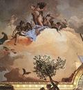 Tiepolo Palacio Real Glory of Spain detail3