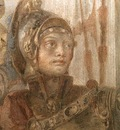 Tiepolo Palazzo Labia The Banquet of Cleopatra detail1