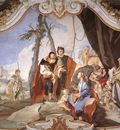 Tiepolo Palazzo Patriarcale Rachel Hiding the Idols from her Father Laban