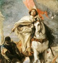 Tiepolo St James the Greater Conquering the Moors