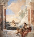 Tiepolo Villa Valmarana Thetis Consoling Achilles