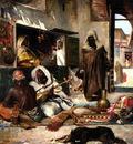 gyula tornai an arms merchant in tangiers