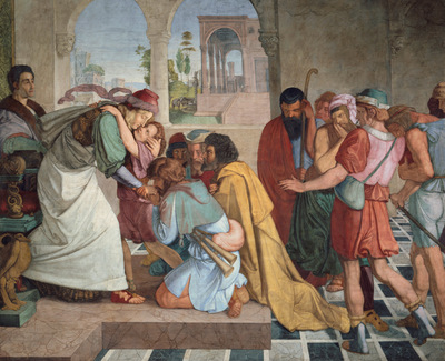 joseph reveals himself to his brothers