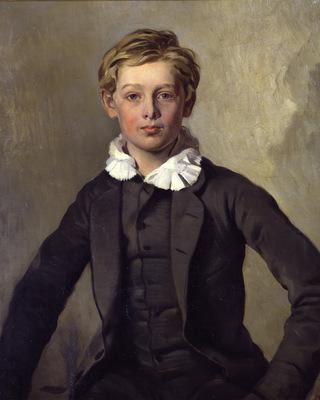 portrait of count haubold von einsiedel