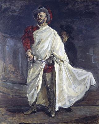 the singer francisco dandrade as don giovanni in mozarts opera the red dandrade