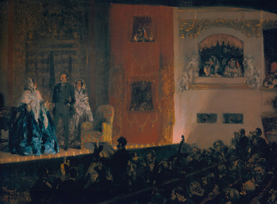 the theatre du gymnase