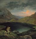 lake in the riesengebirge