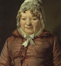 portrait of the mother of captain von stierle holzmeister