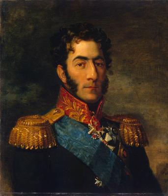 portrait of general pyotr bagration