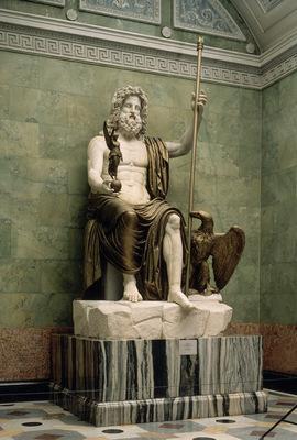 statue of juniper
