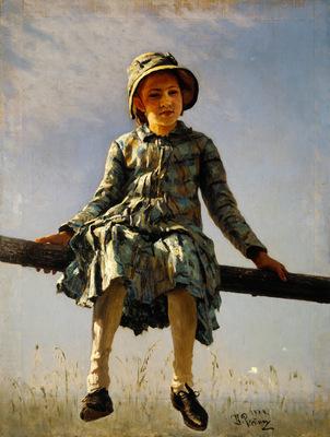 dragonfly painters daughter portrait