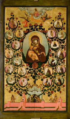genealogy of the state of muscovy panegyric to our lady of vladimir