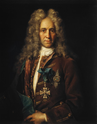 portrait of count g i golovkin