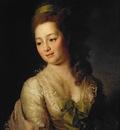 portrait of maria dyakova
