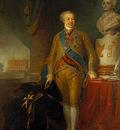 portrait of prince a b kurakin