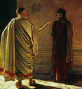 what is truth christ and pilate