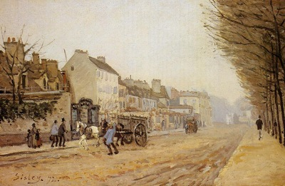 Boulevard Heloise Argenteuil