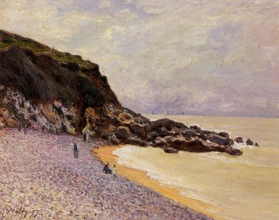 Lady s Cove before the Storm (Hastings)