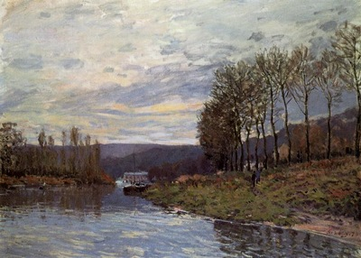 Seine at Bougival