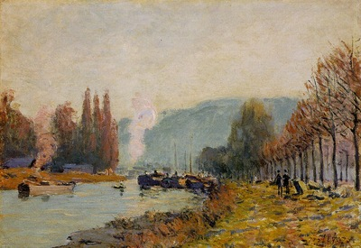 The Seine at Bougival2