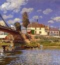 Bridge at Villeneuve la Garenne
